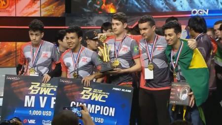 2Kill leva o título do campeonato mundial de Point Blank
