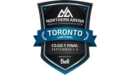 Grupos da Northern Arena são anunciados
