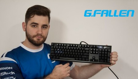 GFalleN Roboris | Review do Teclado