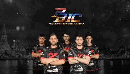 Brasileiros se recuperam e garantem 3º lugar no PBIC