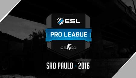 ESL Pro League S4 CS GO - Final Mundial | COBERTURA