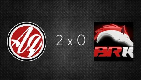 Annunziata eSports passa pela BRK nos playoffs do CNPB