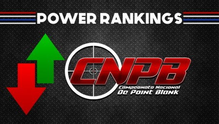 Power Rankings do CNPB