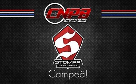 Stompa Top Team vence Black Dragons e é campeã do CNPB