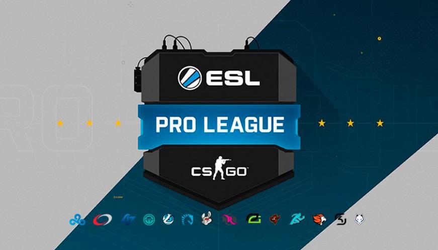 ESL Pro League Season 5 | LIVE
