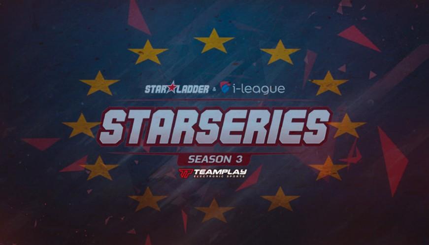 StarLadder i-League Season 3 - EU | G2, Fnatic e HR classificados
