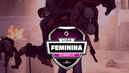 Team oNe Red vence Liga Feminina - Março/2017