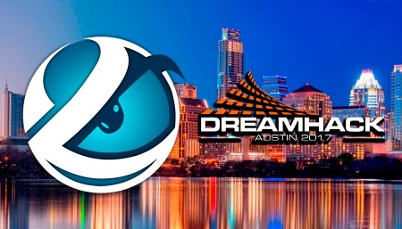 Luminosity classificado para DH Austin 2017