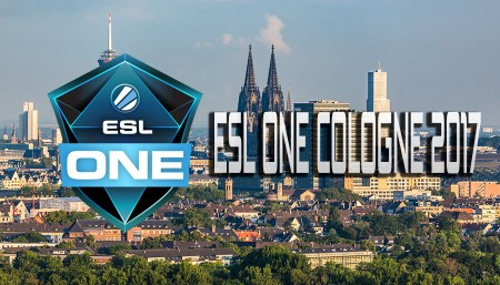 SK e Virtus.pro na ESL One Cologne 2017
