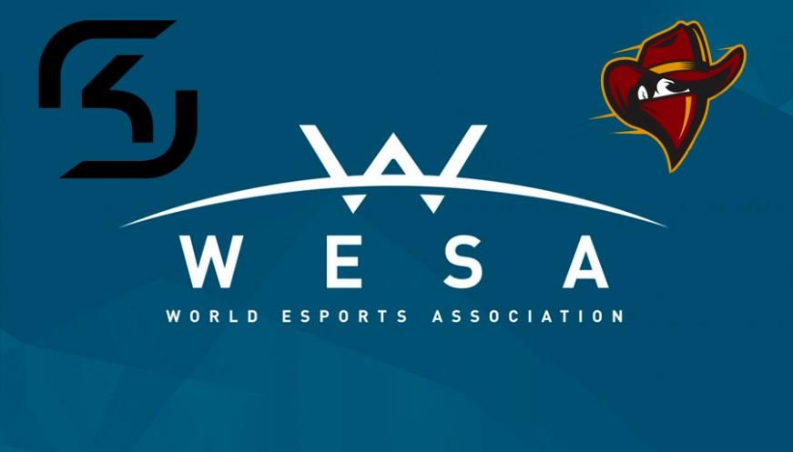 WESA anuncia SK e Renegades como novos membros