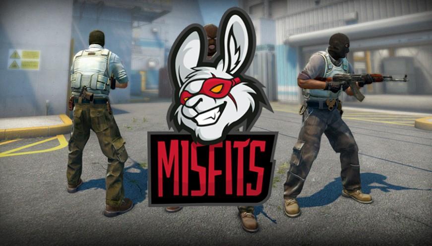 Peacemaker é o mais novo treinador da Misfits