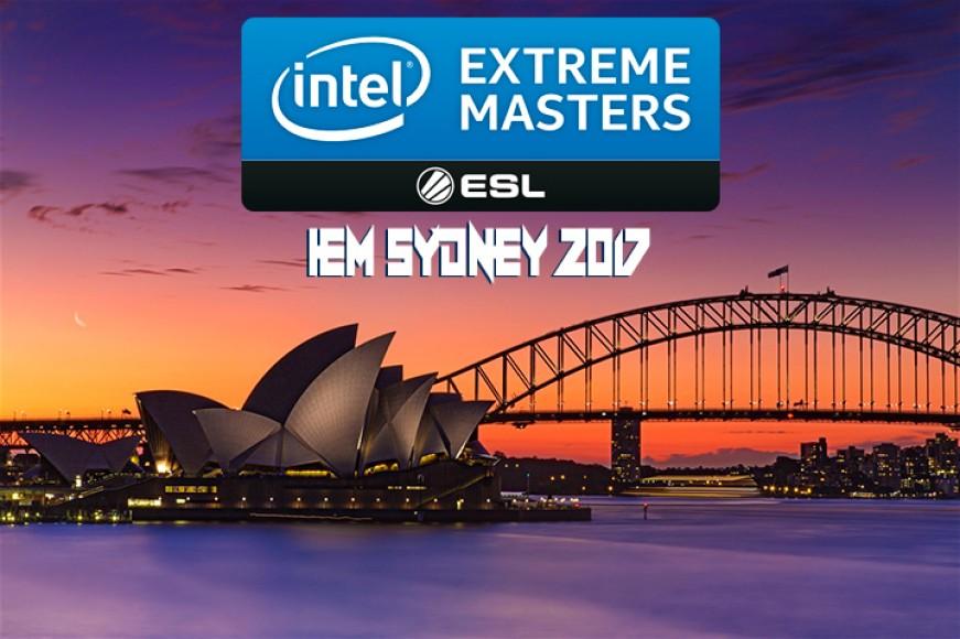 IEM Sydney 2017 | LIVE