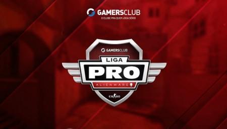 Liga Pro Alienware GamersClub - ABR/17 | LIVE