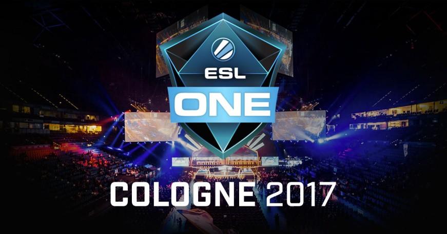 C9 e Immortals na ESL One Cologne 2017