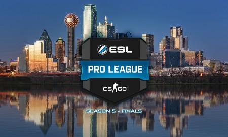 ESL Pro League Season 5 - Finals | LIVE
