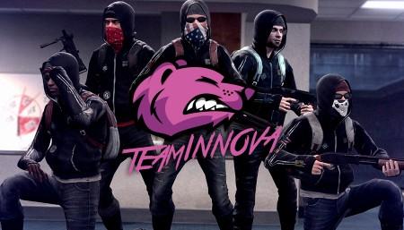 Team Innova com equipe de CS:GO