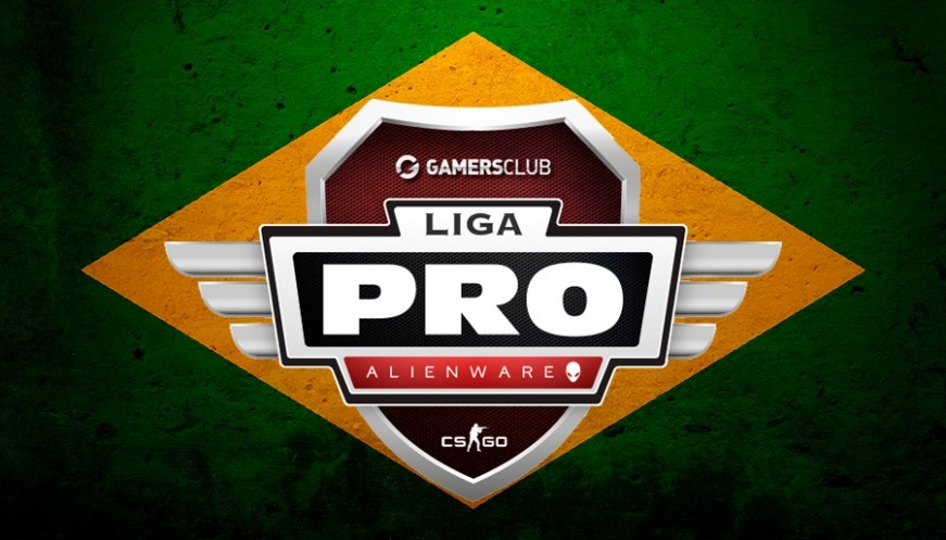 Liga Pro Alienware GamersClub JUL/17 | Team oNe vence