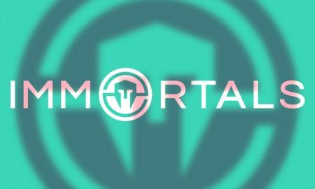 Horvy na Immortals?