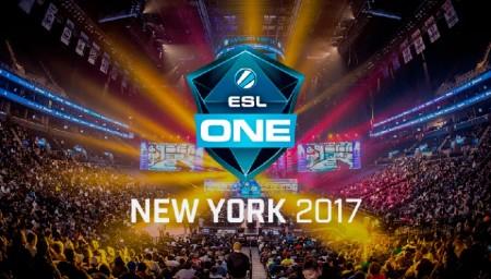 ESL One NY 2017 | Qualify NA | Cloud9 vence