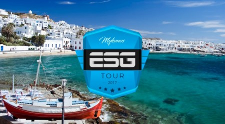 ESG Tour Mykonos 2017 | LIVE