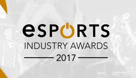 Cold novamente na Esports Industry Awards