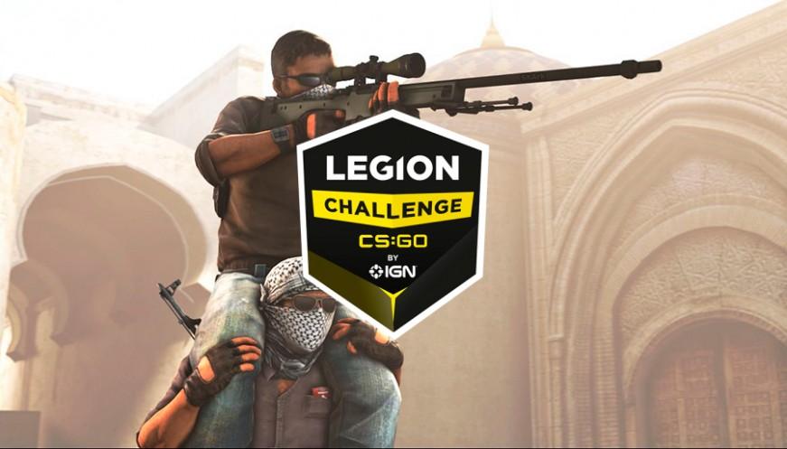 Legion Challenge 2017 | LIVE