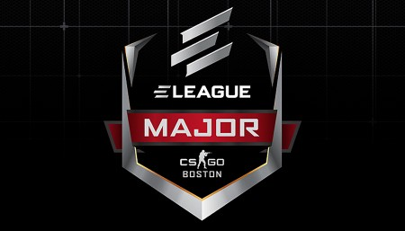 ELEAGUE Major Boston 2018 - Qualify Final | COBERTURA